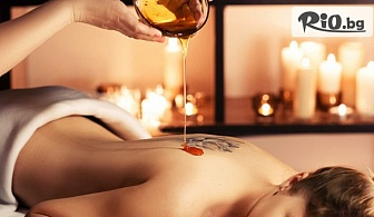 Класически рейки или меден масаж на цяло тяло (60 минути) + бонус лимфенодренажен масаж, от Салон за масажи Далия