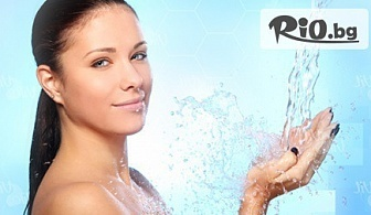 Класическо дълбоко почистване на лице или Дълбоко хидратираща терапия за заглаждане на мимическите бръчки на цени от 9.90лв, от Салон Стелиана стил
