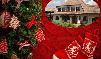 Коледа в Габровския Балкан! ТРИ нощувки със закуски и Коледна трапеза в комплекс Роден край