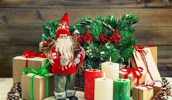 Коледа край яз. Доспат.  2 или 3 нощувки със закуски и празнични вечери в Хотел Сафи***