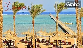 За Коледа в Шарм Ел Шейх! 7 нощувки All Inclusive в хотел Sea Beach Aqua Park 4*, плюс директен чартърен полет от София