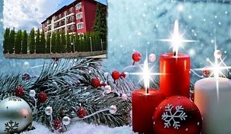 Коледа във Вършец! 2, 3 или 4 нощувки със закуски, обеди и вечери, едната празнична + релакс пакет в хотел Тинтява