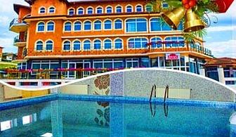Коледа до Велинград! Нощувка на база All inclusive light + басейн и релакс зона с минерална вода от хотел Сарай