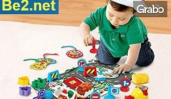 Коледен календар с 24 играчки за всеки ден от празничния месец Декември