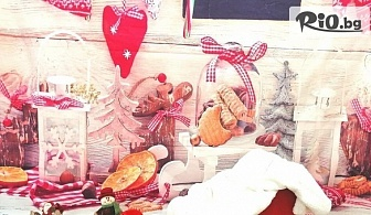 Коледна фотосесия с неограничен брой кадри в студио с декори, от фотограф Цветко Колчагов в Beautiful moments