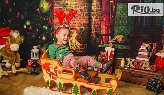 Коледна семейна фотосесия с 10 обработени кадъра или неограничен брой обработени кадри, от Pandzherov Photography