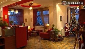 Коледни празници за двама в Банско. Три, четири или пет нощувки за двама със закуски и вечери - цена 145.35лв. на човек