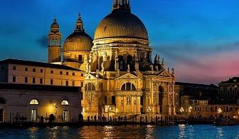 Коледни празници в Рим, Венеция, Флоренция! Програма със 7 нощувки в хотели 3* със закуска и 3 вечери включително празнична Коледна вечеря, летищни такси и екскурзоводски услуги / Отпътуване на 20 Декември 2018 год.
