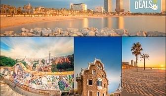 Комбинирана екскурзия със самолет и автобус до Венеция, Италианска и Френска Ривиера, Барселона: 6 нощувки, закуски, 2 вечери, туристическа програма от София Тур!