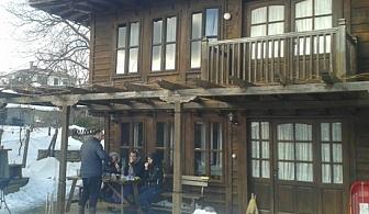 С компанията в Жеравна! Наем на самостоятелна къща за до 12 човека - Къщата за гости Кенара