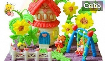 Комплект за творчество Magic Corn - за детската креативност