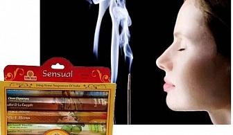 Комплект от 5 вида ароматни пръчици