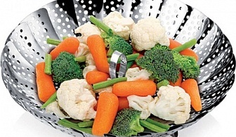 24 см. кошничка за готвене на пара Tescoma от серия Presto