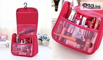 Козметичен несесер за пътуване Travel bag с кука за закачане, от Svito Shop