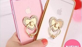 Красив пръстен - стойка за смартфон