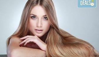 За красива коса - лифтинг за коса на Hipertin и ламиниране!Нова естетиката за коса от Дерматокозметични центрове Енигма!