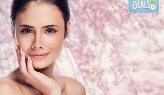 Красива и здрава кожа! Дълбоко почистване на лице в 11 стъпки и оформяне на вежди в студио за красота Secret Vision!