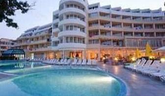 За края на лятото в Слънчев бряг, 7 дни All inclusive с безплатна нощувка в хотел Сън Палас