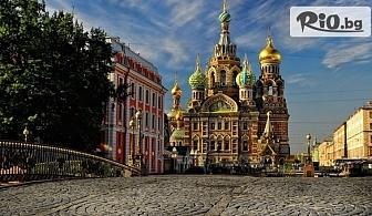 """Круиз """"Балтийска сага 2"""" - Стокхолм, Хелзинки, Санкт Петербург, Талин с полет от Бургас! 7 нощувки на пълен пансион на кораб Costa Magica 5* + самолетни билети, от Травел Холидейс"""