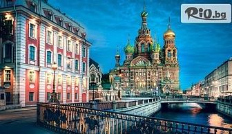 """Круизен пакет """"Балтийска сага"""" - Стокхолм, Хелзинки, Санкт Петербур, Талин! 7 нощувки на база пълен пансион на 5* кораб  + самолетни билети, от ТА Травел Холидейс"""