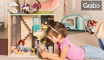 Кукла Battat Lori Dolls или комплект мини мебели Lori, модел по избор
