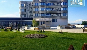 Купон по сръбски за Осми март! 2 нощувки със закуски, 1 стандартна и 1 празнична вечеря в Hotel Bavka 3* в Лесковац, възможност за транспорт!