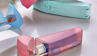 Кутия - органайзер за четка и паста за зъби