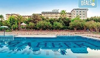 Last minute! All Inclusive почивка от 22.06. в Хотел MC Mahberi Beach 4*, Алания, Турция! 7 нощувки на база All Inclusive, възможност за транспорт