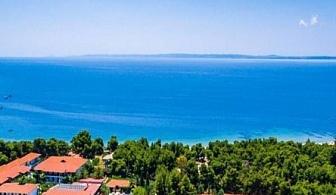 LAST MINUTE в Гърция! Хотел Philoxenia Bungalows - на метри от плажа с включени закуска и вечеря от 37лв/човек