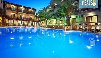 Last minute! Гергьовден в Гърция, Халкидики! 2 нощувки със закуски и вечери в Hotel Simeon 3*, транспорт и обиколка на Солун!