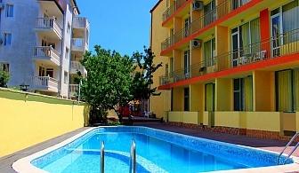 LAST MINUTE! Нощувка на човек на база All inclusive + басейн в хотел Риор, Слънчев Бряг. Дете до 12г. - БЕЗПЛАТНО