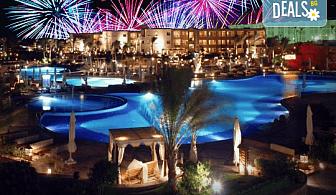 Last minute! Нова Година в Шарм Ел Шейх, Египет, с Дрийм Холидейс! 8 нощувки All Inclusive в Regency Plaza Aqua Park & Spa 5*, самолетен билет, трансфери