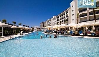 Last minute! Почивка през юни в Port River Hotel & SPA 5*, Сиде, Турция! 7 нощувки на база Ultra All Inclusive, самолетен билет и трансфери!