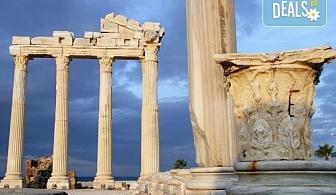 Last minute! Почивка в Сиде, Турция - 7 нощувки All Inclusive в хотел HANE SUN 5*, директен чартърен полет, летищни такси, багаж, трансфери