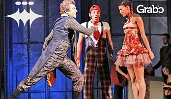 """""""Лешникотрошачката"""" - коледният подарък на Балет Арабеск по прочутата приказка на Хофман - на 8 Декември"""