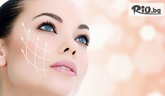 Лифтинг и заличаване на бръчките с процедура лазерен термаж на лице, от Студио за красота Хубава жена