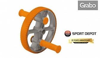 Лост за врата или колело за упражнения с PVC дръжки на Body Sculpture