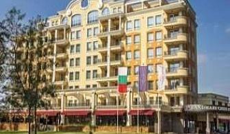 Лукс Нова година в бутиков хотел Ландмарк Крийк, Пловдив, 3 дни с вечери, едната Празнична