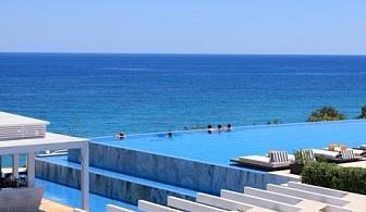 ЛУКСОЗЕН ВЕЛИКДЕН В ХОТЕЛ Cavo Olympo Luxury Hotel & Spa 5*! 3 ДНЕВЕН ПАКЕТ СЪС ЗАКУСКИ И ВЕЧЕРИ НА ЧОВЕК!