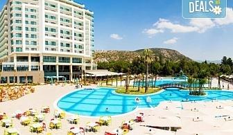 Луксозна почивка в Amara Sealight Elite 5*, Кушадасъ, Турция! 5 или 7 нощувки на база 24 Н Ultra All Inclusive, възможност за транспорт