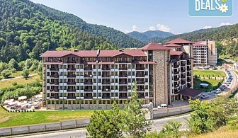 Луксозна почивка в Балнео СПА хотел Свети Спас 5*, Велинград! 1 или 2 нощувки със закуски и вечери, СПА зона, вътрешен топъл басейн с минерална вода, безплатно за дете до 5.99 г.