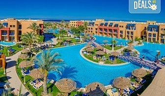Луксозна почивка в Египет! 6 нощувки на база All Inclusive в Titanic Palace 5* в Хургада, 1 нощувка със закуска и вечеря в Cairo Pyramids Park 4*, самолетен билет и трансфери!