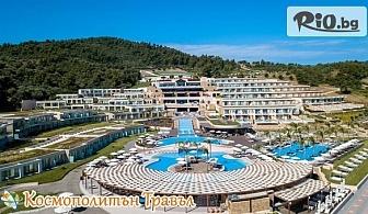 Луксозна почивка на Халкидики! 3 или 5 нощувки със закуски в Miraggio Thermal Spa Resort Deluxe, от Космополитън Травъл