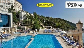 Луксозна почивка в Кушадасъ през Юни! 7 нощувки на база Ultra All Inclusive в Ladonia Hotels Adakule 5* + автобусен транспорт, от Bulgaria Travel