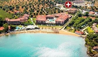 5* Луксозно лято в Anthemus Sea Beach Hotel&Spa, Халкидики