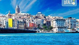 Лятна екскурзия до Истанбул на дата по избор през юли или август с Дениз Травел! 2 нощувки със закуски в хотел 3*, транспорт и бонус програма