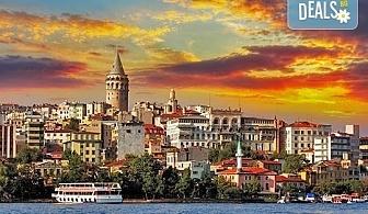 Лятна екскурзия до Истанбул! 2 нощувки със закуски в хотел 3*, транспорт и бонус програма от Дениз Травел