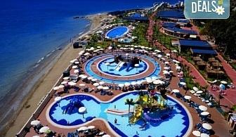 Лятна почивка в Анталия с BELPREGO Travel ! Eftalia Marin Resort 5*: 7 нощувки на база Ultra All Inclusive, възможност за транспорт