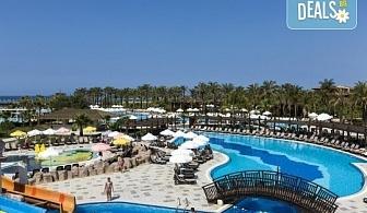 Лятна почивка в Анталия с BELPREGO Travel! Club Calimera Serra Palace 5*: 7 нощувки на база Ultra All Inclusive, възможност за транспорт