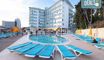 Лятна почивка в Arora Hotel 4*, Кушадасъ,Турция! 5 или 7 нощувки на база All Inclusive, възможност за транспорт